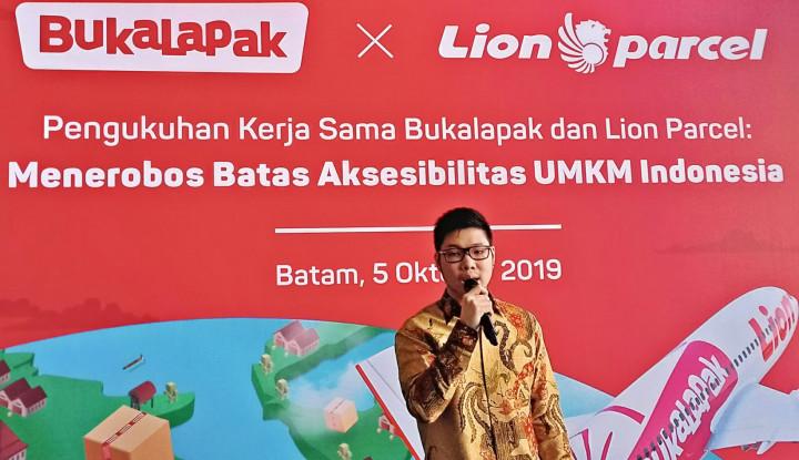 CEO Lion Parcel: Kasus Malindo Tak Halangi Ekspansi Ke Malaysia - Warta Ekonomi