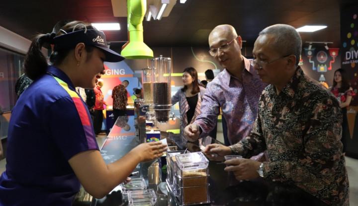Jangkau Indonesia Timur, Aice Bangun Pabrik Es Krim di Mojokerto - Warta Ekonomi