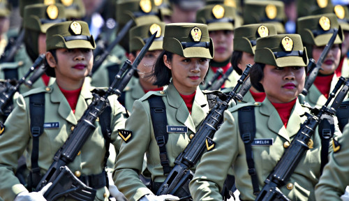 Benarkah Tes Keperawanan jadi Syarat Masuk TNI?