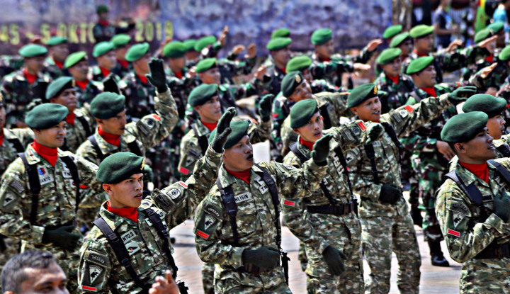 OPM Klaim Bunuh 13 Prajurit, TNI: Tidak Benar!