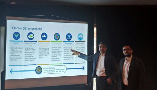 Foto Ini Kendala Implementasi 5G di ASEAN...