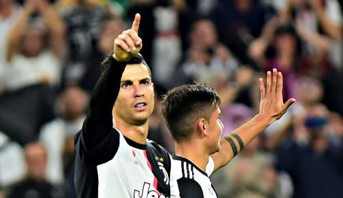Hancurkan Torino, Juventus Makin Kokoh di Puncak Klasemen