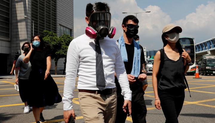 Demo Tak Kunjung Padam, Para Konglomerat Hong Kong Minggat ke Irlandia - Warta Ekonomi