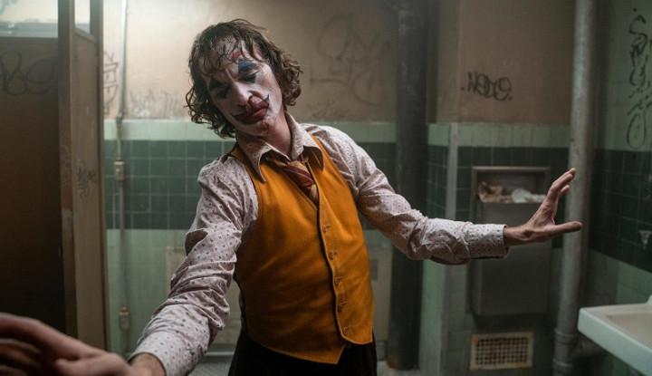 Sepekan Dirilis, Film Joker Raup Keuntungan USD93,5 Juta - Warta Ekonomi