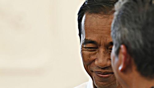 Foto AHY Gak Jadi Menteri, PDIP Bilang: Jokowi Bukan Penjual Es Krim