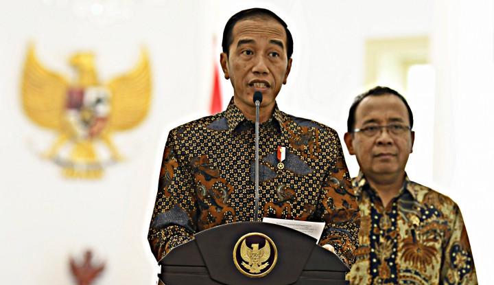 Tegas Jokowi: Mereka Itu ISIS Eks WNI - Warta Ekonomi