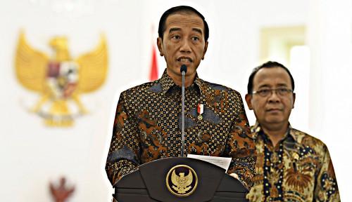 Foto Jokowi: Mau Nampar Muka Saya, Cari Muka, atau Menjerumuskan