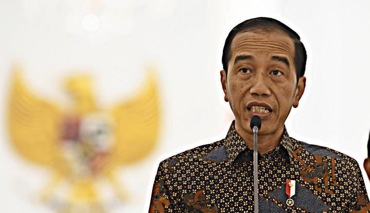 Jenguk Wiranto, Jokowi OTW ke RSPAD - Warta Ekonomi