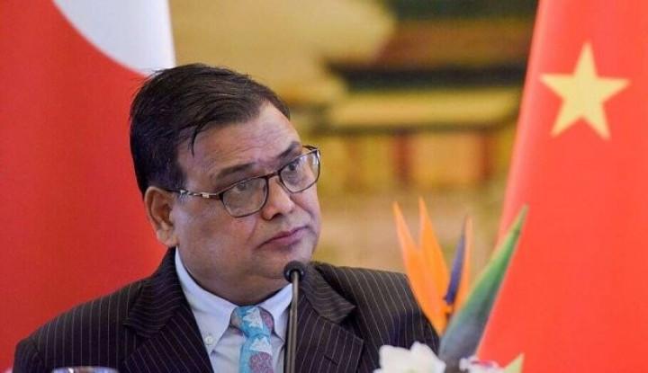 Dituduh Perkosa Wanita, Mantan Ketua Parlemen Nepal Ditangkap Pihak Berwajib - Warta Ekonomi