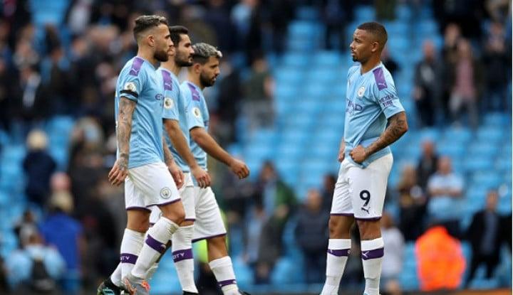 Kyle Walker: Man City Belum Nyerah dari Liverpool - Warta Ekonomi
