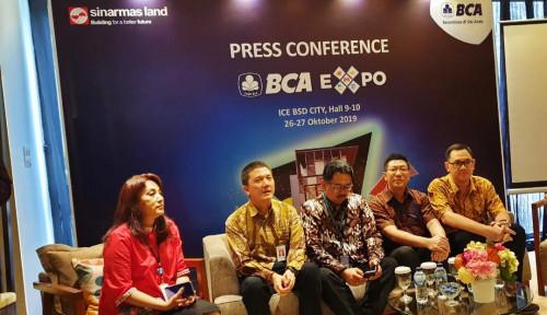 Foto BCA Gandeng Sinar Mas Land Gelar BCA Expo 2019