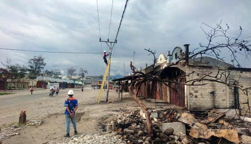 Foto Piko Hidro Jadi Senjata PLN untuk Terangi Papua