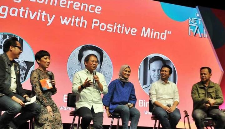 Literasi Digital, SiberKreasi Netizen untuk Tangkal Hoax - Warta Ekonomi