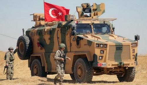 Foto Turki Bilang Terpaksa Lakukan Serangan Langsung buat Hentikan Konflik dan Perang di Suriah