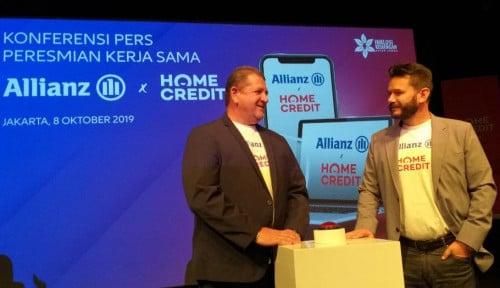 Foto Beli Gadget di Home Credit, Kini Terproteksi Asuransi Allianz