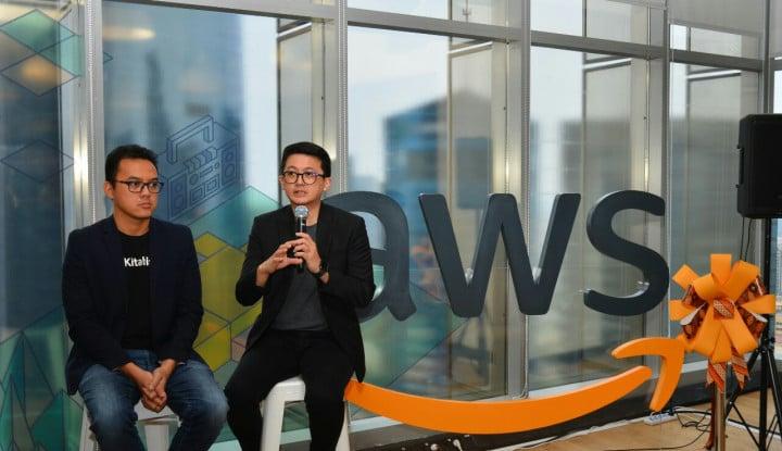 AWS Pop-up Loft Hadir di Indonesia, Buka Peluang Startup Berinteraksi dengan Pakar AWS - Warta Ekonomi