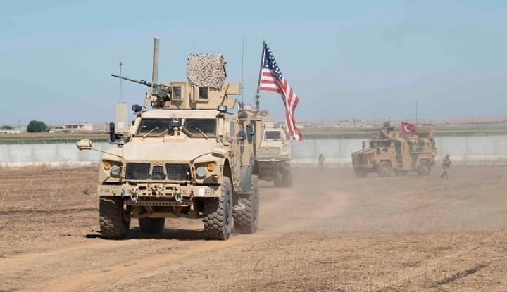 Lagi, Militer AS Bombardir Pangkalan Militernya Sendiri untuk Kedua Kali - Warta Ekonomi