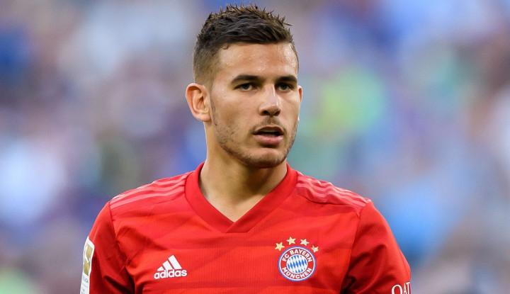 Timnas Prancis Panggil Lucas Hernandez, Bayern Melarang, Kenapa? - Warta Ekonomi