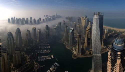 Visa Turis Gratis, Wisata Dubai Ketiban Berkah