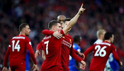 Foto Dilibas Liverpool, Wolves: Mereka Klub Terbaik di Eropa
