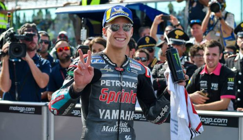 Foto MotoGP 2020 Jadi Ajang Pembuktian Quartararo