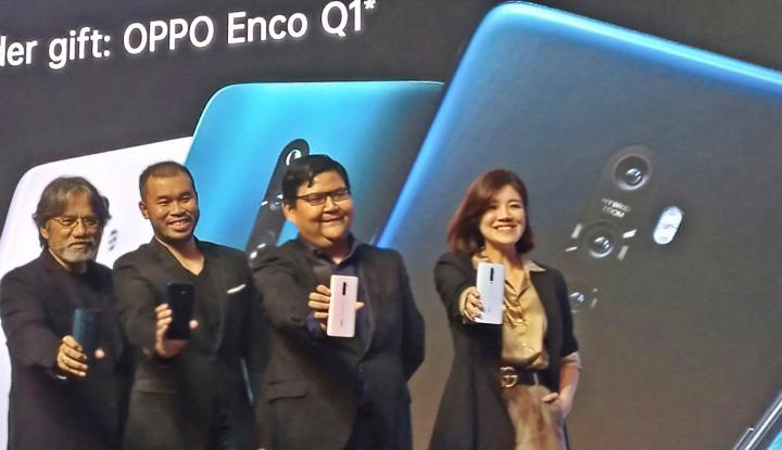 OPPO Luncurkan Ponsel Premium High End Terbarunya, Reno 2 Series - Warta Ekonomi