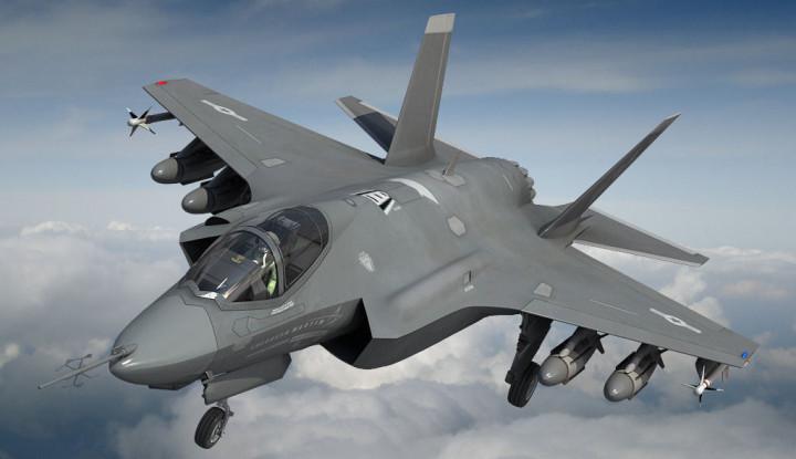 Komputer Kendali Jet F-35 AS Rusak, Ini Cerita Pilot yang Hampir Celaka - Warta Ekonomi