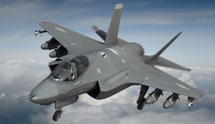 Jet Siluman F-X III, Pesawat Baru yang Siap Diboyong Korsel dari AS - Warta Ekonomi