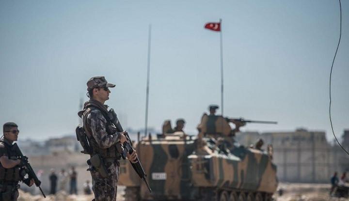 Jumlah Militer Turki yang Tewas di Suriah Makin Bertambah - Warta Ekonomi