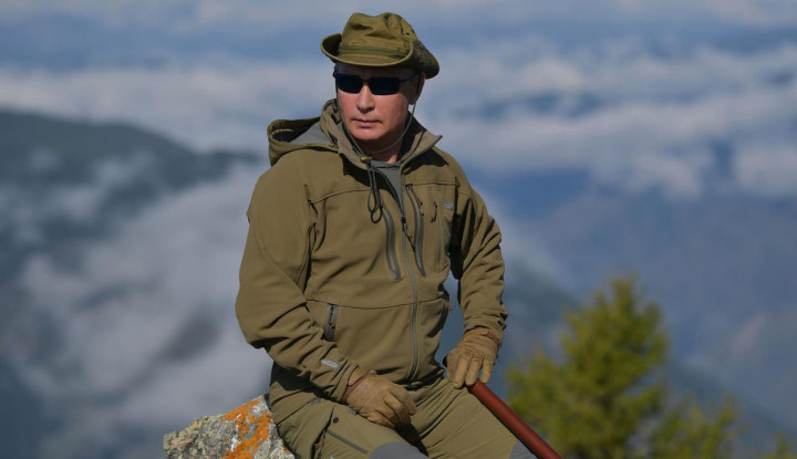 Vladimir Putin Pernah Patah Hidung kala Bermain Tinju - Warta Ekonomi