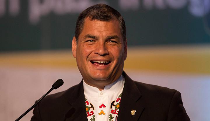 Dituding Rencanakan Kudeta, Eks Presiden Ekuador Bilang Begini - Warta Ekonomi