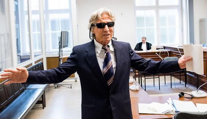 Divonis 12,5 Tahun Penjara, Perampok Bank di Jerman Gelar Pidato 20 Jam - Warta Ekonomi