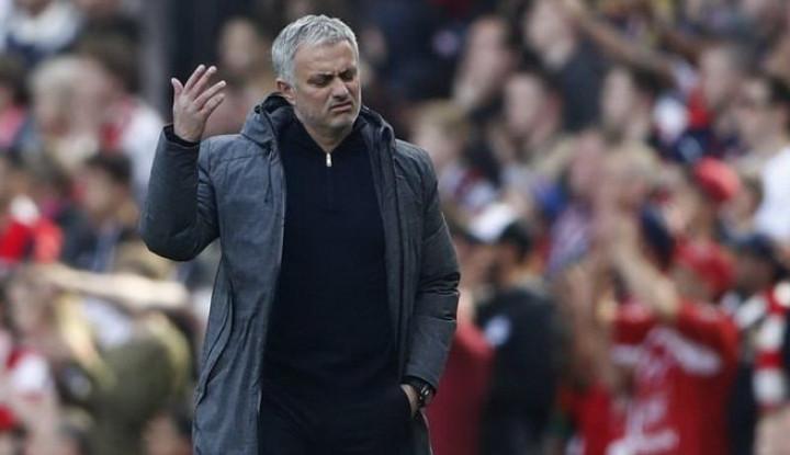 Kalah dari Leipzig, Mourinho: Tottenham dalam Masalah - Warta Ekonomi
