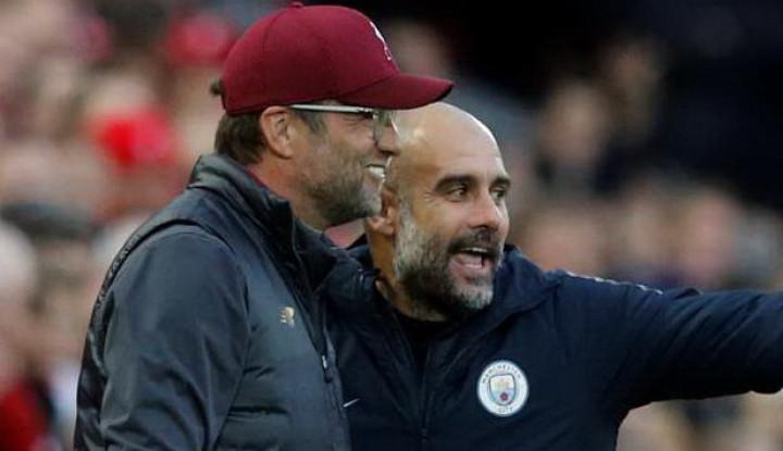 Liverpool Jadi Rival Utama, Guardiola Tak Yakin Timnya Pertahankan Gelar Liga Inggris Musim Ini - Warta Ekonomi