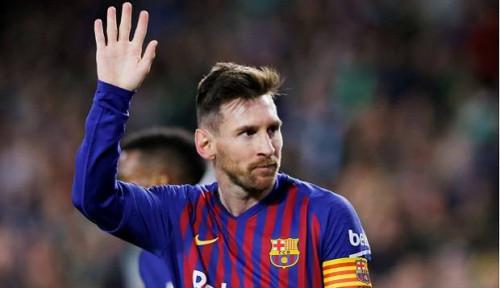 Foto Eric Abidal Buka Suara soal Perselisihannya dengan Messi
