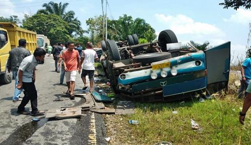 Kecelakaan Bus di Riau, Jasa Raharja Jamin Santuni Korban