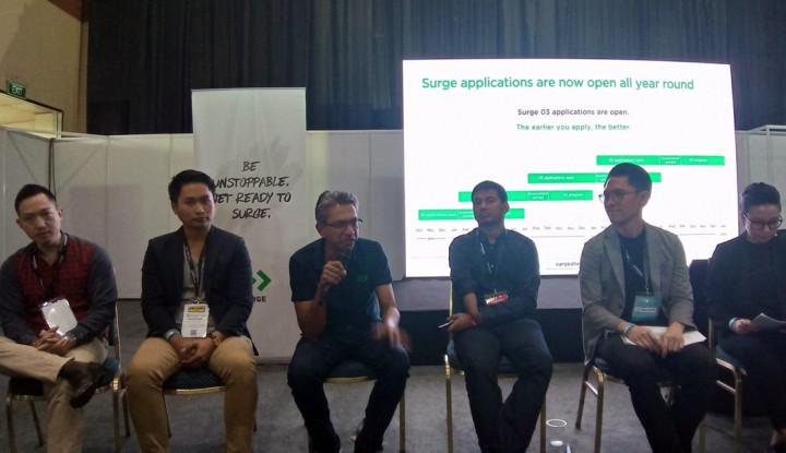 Surge Umumkan Startup Gelombang Kedua, Siapkan Investasi US$2 Juta - Warta Ekonomi