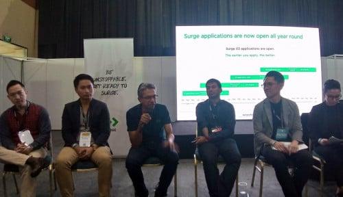 Foto Surge Umumkan Startup Gelombang Kedua, Siapkan Investasi US$2 Juta