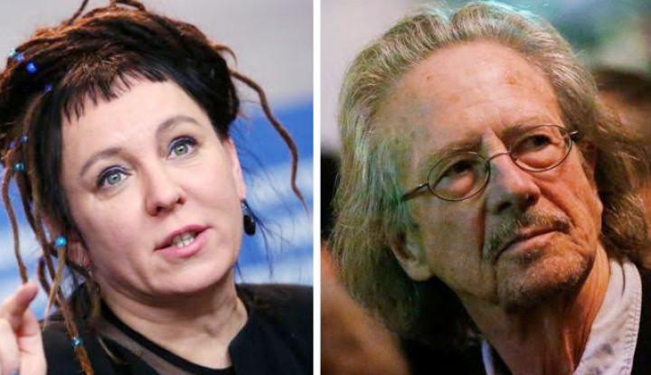 Pendukung Penjahat Perang, Akademi Swedia Bakal Tarik Hadiah Nobel untuk Handke? - Warta Ekonomi