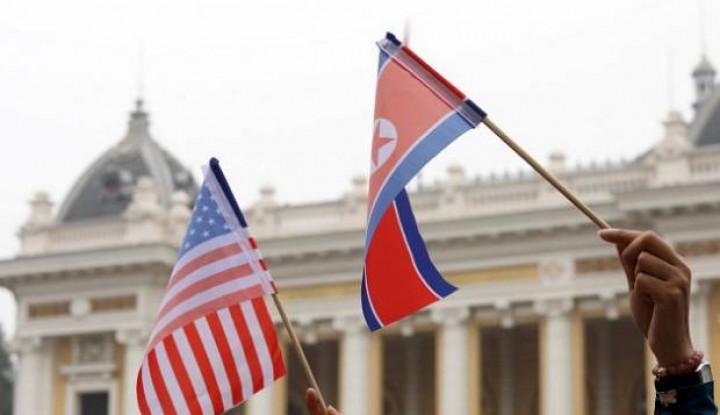 Kesal dengan Amerika Serikat, Korea Utara Beri Ultimatum - Warta Ekonomi