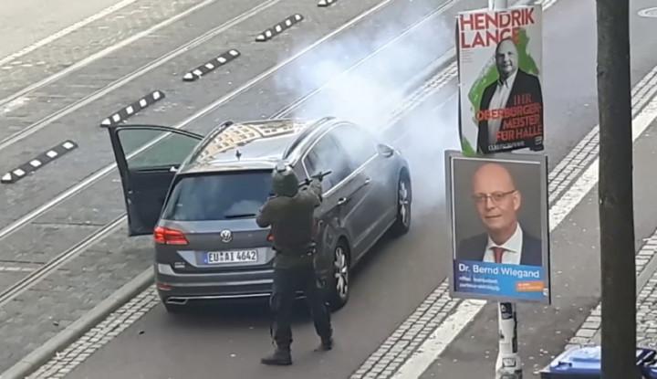 Penembakan di Jerman, Pelaku Siarkan Aksinya Live - Warta Ekonomi