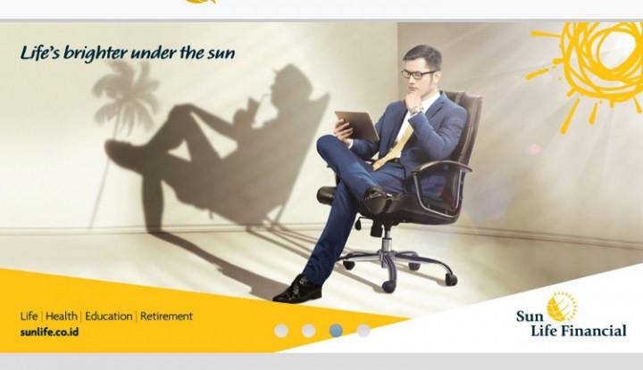 Tingkatkan Kenyamanan Nasabah, Sun Life Indonesia Perbaharui Aplikasi My Sun Life Indonesia - Warta Ekonomi