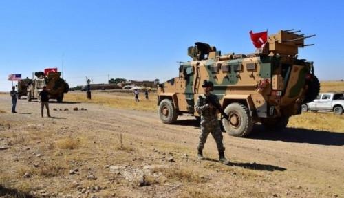 Foto Serangan Udara di Idlib Suriah, 33 Tentara Turki Tewas Terbunuh