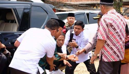 Foto Anak Penusuk Wiranto Diarahkan Ikut Program Deradikalisasi