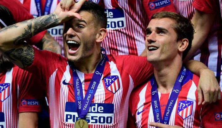 Diego Simeone Lebih Kehilangan Lucas Hernandez ketimbang Antoine Griezmann, Kenapa? - Warta Ekonomi