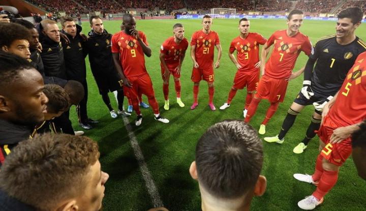 Pelatih San Marino Sebut Belgia Mampu Juarai Piala Eropa 2020 - Warta Ekonomi