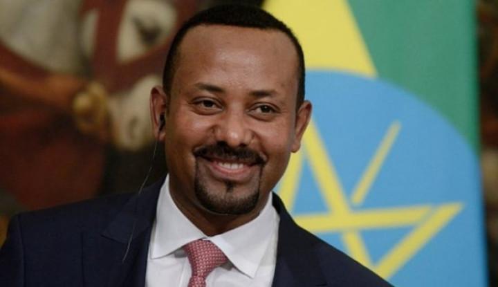 Jadi Pemenang Nobel Perdamaian 2019, PM Ethiopia Dihadiahi Uang Rp12,9 miliar - Warta Ekonomi