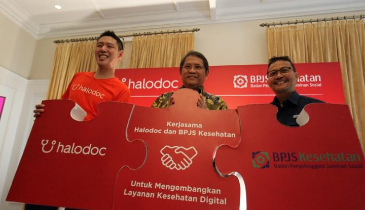 halodoc gandeng bpjs kembangkan layanan kesehatan digital