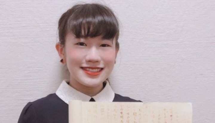 Mahasiswi di Jepang Berikan Lembar Jawaban Kosong saat Ujian dan Dapat Nilai Tertinggi, Kok Bisa? - Warta Ekonomi