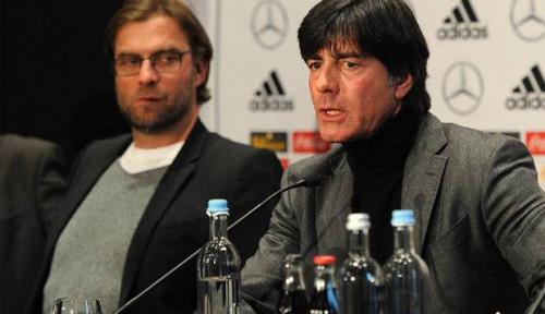 Foto Jurgen Klopp Bisa Saja Gantikan Joachim Loew di Kursi Pelatih Jerman